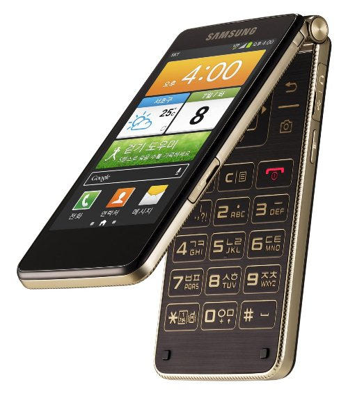Samsung-ը կներկայացնի նոր ծալովի սմարթֆոն (լուսանկարներ)