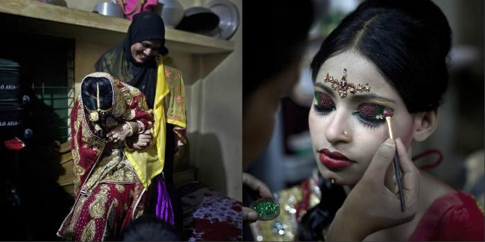 15-ամյա աղջիկը ստիպված է ամուսնանալ 32 տարեկան տղամարդու հետ (լուսանկարներ)