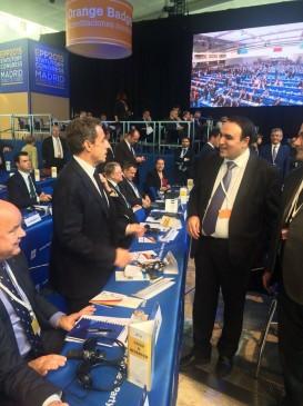 ՕԵԿ պատվիրակությունը մասնակցել է Եվրոպական հետազոտությունների կենտրոնի կոնֆերանսին