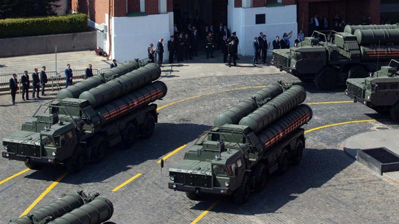 Ս-400-ները հասնում են Թուրքիա. ի՞նչ ռիսկեր կան ԼՂ հակամարտության տեսանկյունից. «168 ժամ»