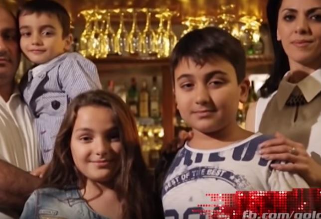 Հայ եղբայրն ու քույրը պայթեցնում են ուկրաինական «Ձայն»-ի բեմը (տեսանյութ)