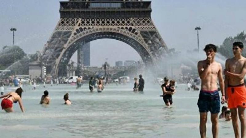 Ֆրանսիայում անոմալ տապի պատճառով չորս հազար դպրոց են փակել
