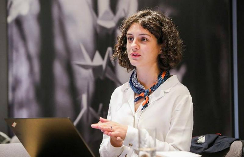 Երեւանի ավագանու «Իմ քայլը» խմբակցության անդամ Եվա Թովմասյանը հրաժարվել է մանդատից