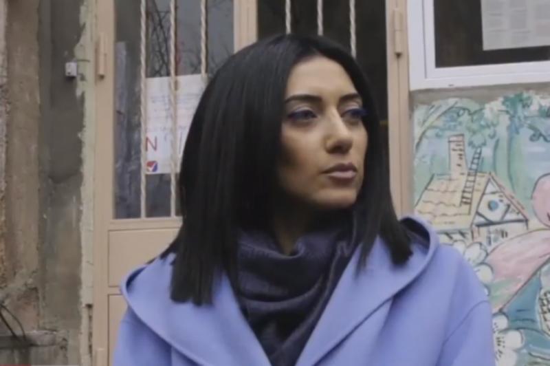 Արփինե Հովհաննիսյանը մասնակցեց քվեարկությանը
