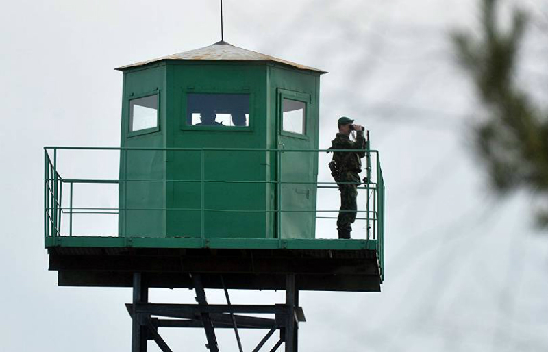 Ռուս-ադրբեջանական սահմանին անցկացվում է «Սահման՝ վահան» հատուկ գործողությունը