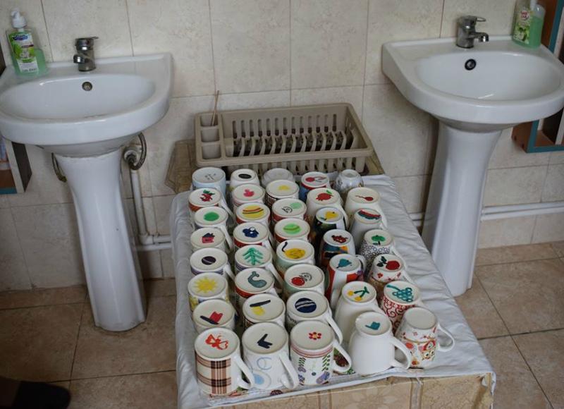Մանկապարտեզներում երեխաների ջրի բաժակներն ու շշերը կարող են վարակների տարածման ազբյուր դառնալ