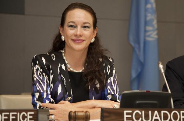 Էկվադորի ԱԳ նախարարն ընտրվել է ՄԱԿ-ի Գլխավոր վեհաժողովի նախագահ