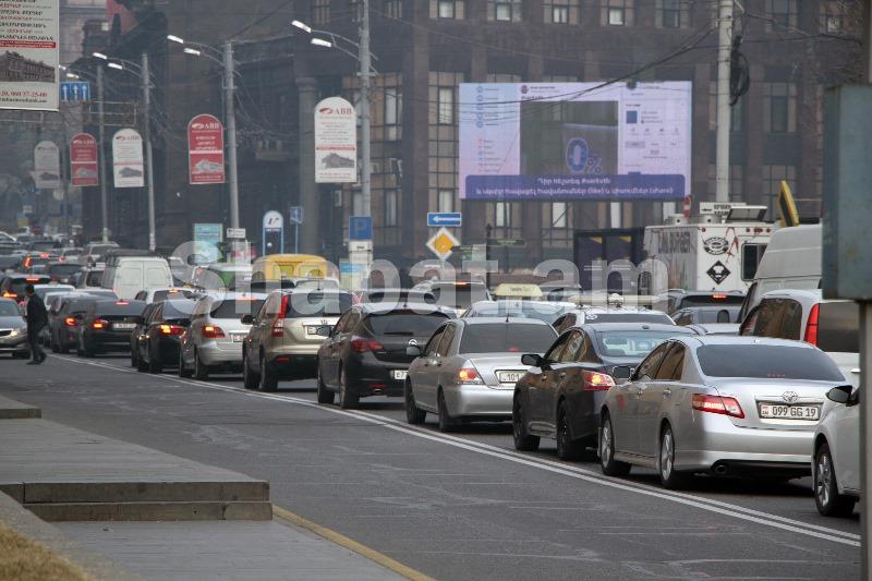 Բալային համակարգն առայժմ չի կիրառվի Արցախի քաղաքացի հանդիսացող վարորդների վրա