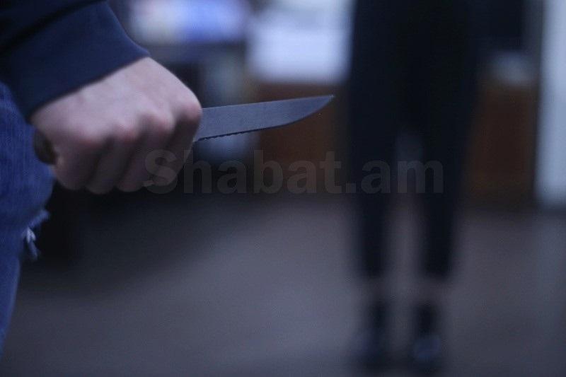 Երևանում տեղի ունեցած դանակահարության դեպքը բացահայտվել է. մեղադրանք է առաջադրվել մեկ անձի