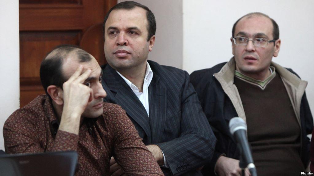 Ձախողման եզրին է գլխավոր դատախազության և Վազգեն Խաչիկյանի դատական վեճը . «Ժողովուրդ»
