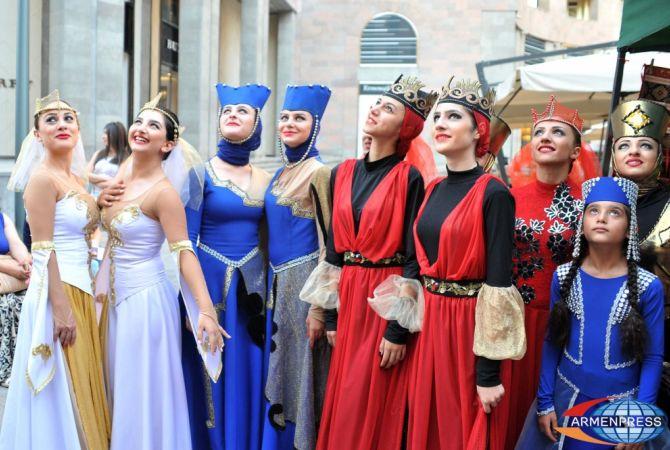 Ազգային երգ ու պար, հագուստի ցուցադրություն, ցուցահանդես-տոնավաճառ. օգոստոսի 4-ին կանցկացվի «Երևան ՏԱՐԱԶֆեստ» փառատոնը