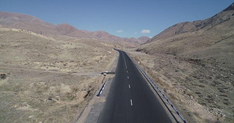 Վերանորոգվել է Երևան-Երասխ-Գորիս-Մեղրի ավտոճանապարհի մի հատվածը
