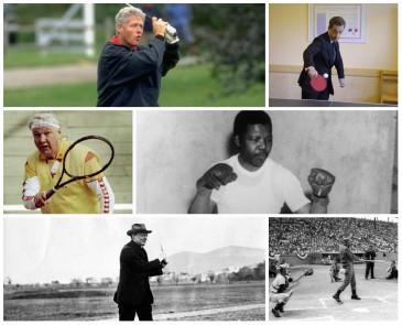 Քաղաքական գործիչների լավագույն սպորտային լուսանկարները