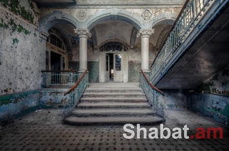 Լքված քաղաքների գեղեցկությունը` լուսանկարներում