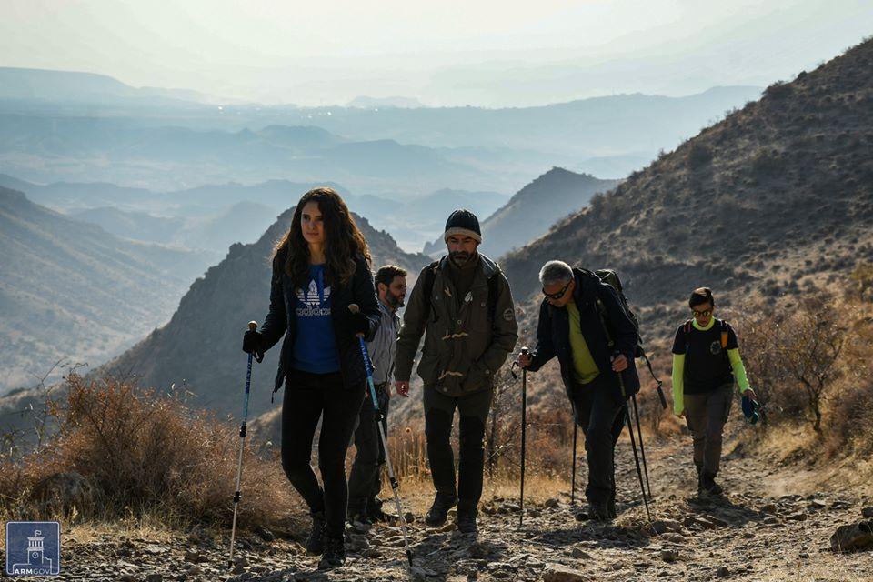 «Հայաստանը կատարյալ վայր է քայլարշավային, արկածային տուրիզմի սիրահարների համար»