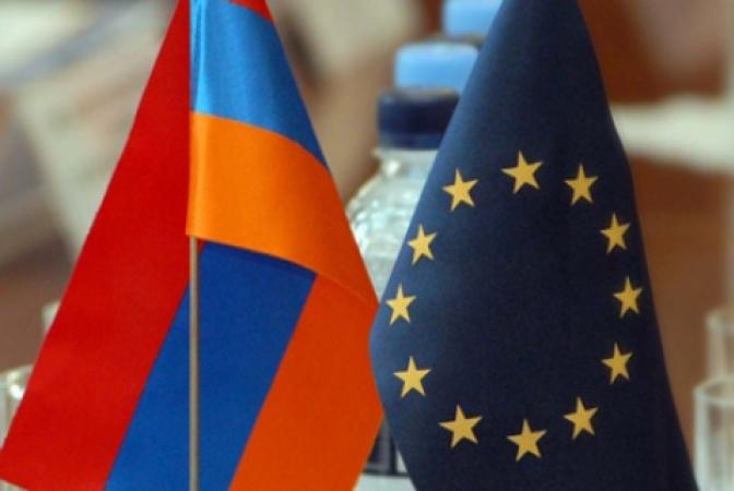 ԵՄ-ն վերահաստատում է իր աջակցությունը զարգացած եւ ժողովրդավարական հասարակություն ստեղծելու Հայաստանի ջանքերին