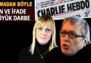 Թուրքիայում ընդդիմադիր լրագրողները 2 տարվա ազատազրկման են դատապարտվել՝ Charlie Hebdo-ի ծաղրանկարների համար