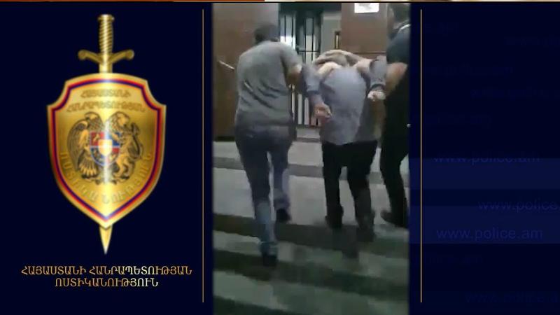 Էրեբունու ոստիկանները գողության դեպք են բացահայտել