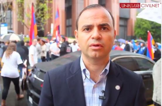 Սթափվե՛ք. Գլենդեյլի նախկին քաղաքապետի կոչը Հայաստանի իշխանություններին