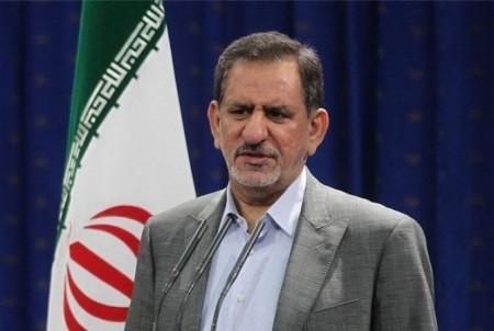 Հայաստան կժամանի Իրանի նախագահի առաջին տեղակալը