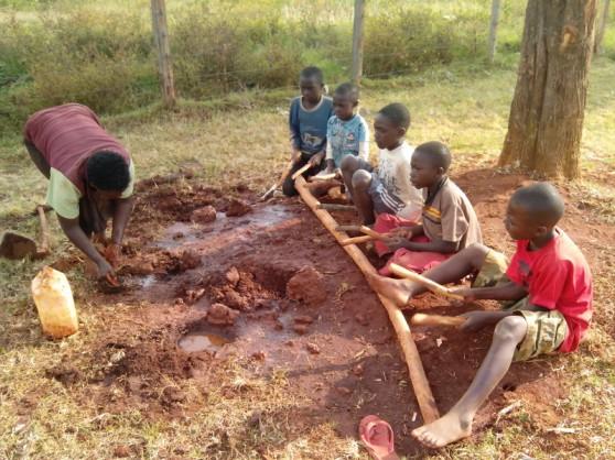 Ահա թե ինչով են սնվում մարդիկ Աֆրիկայում (տեսանյութ)