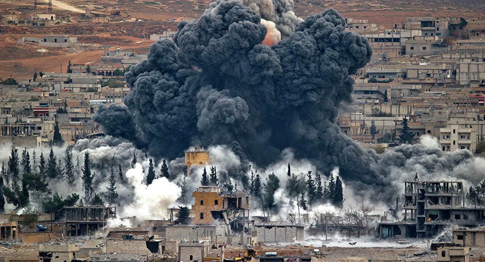 «Վաղ առավոտյան Սիրիայում ռազմաբազա է հրթիռակոծվել»