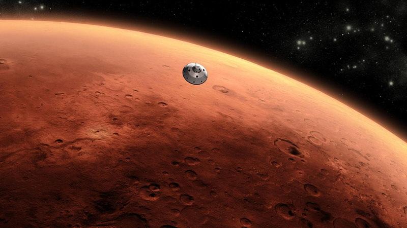 Մարսի վրա մարդկանց կանգառի համար հարմար վայր է հայտնաբերվել