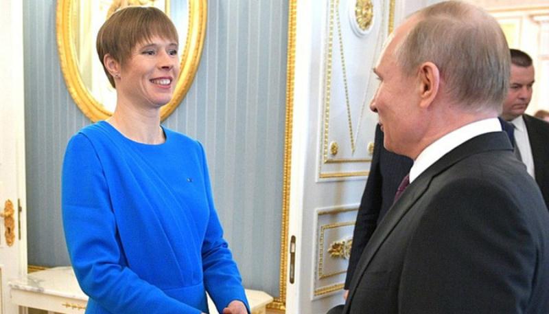 Պուտինի հետ հանդիպումից հետո Էստոնիայի նախագահը որոշել է փակել ռուսական դպրոցները