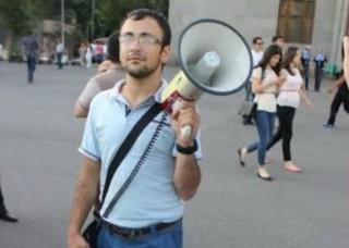 Բռնությունների ենթարկված ակտիվիստին հրավիրել են ոստիկանություն ԳԱԼԱ