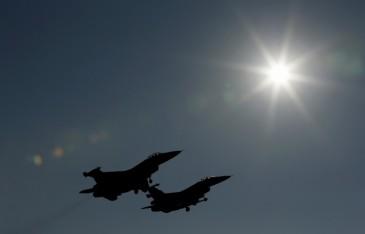 Թուրքական կործանիչները խախտել են Հունաստանի օդային տարածքը