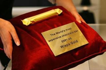 Աշխարհի ամենաթանկ շոկոլադները