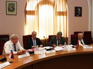 ՀՀ ԳԱԱ-ում տեղի ունեցավ ԱՊՀ մասնակից պետությունների հիմնարար գիտությունների համագործակցության Խորհրդի 4-րդ նիստը