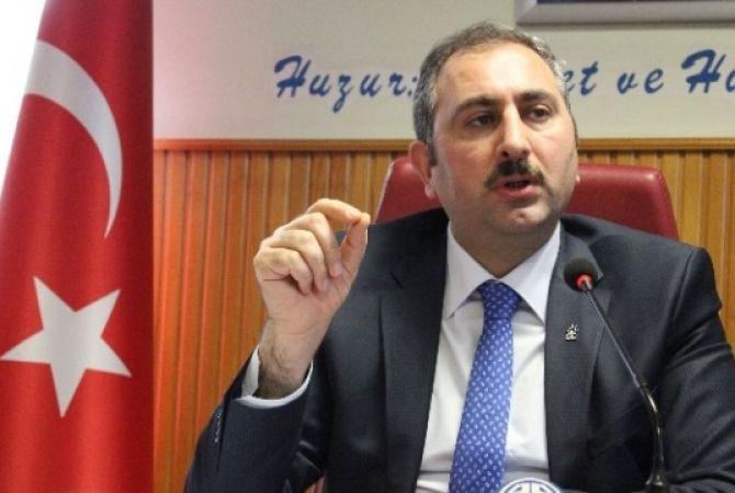 Թուրքիայի արդարադատության նախարարը խոսել է արտակարգ դրության ռեժիմը վերացնելու մասին