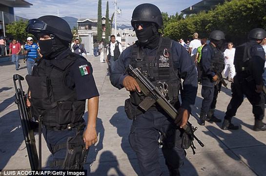 Մեքսիկայում հայտնաբերել են առեւանգված ռադիոակտիվ նյութերով կոնտեյները