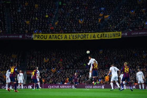Մրցավարների վրա փորձել են ճնշում գործադրել Ռեալին Բարսելոնայի դեմ խաղում օգնելու համար