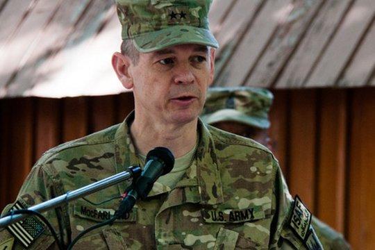ԴԱԻՇ-ի դեմ պայքարող միջազգային կոալիցիայի հրամանատարը հրաժարական է տվել