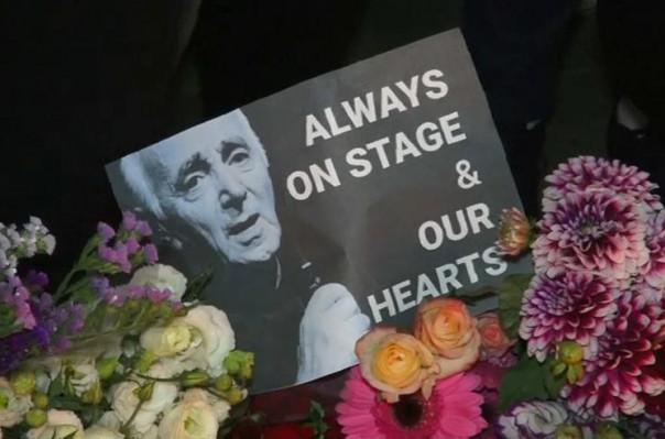 Շառլ Ազնավուրի հրաժեշտի արարողությանը Փարիզում կմասնակցի ՌԴ փոխարտգործնախարարը