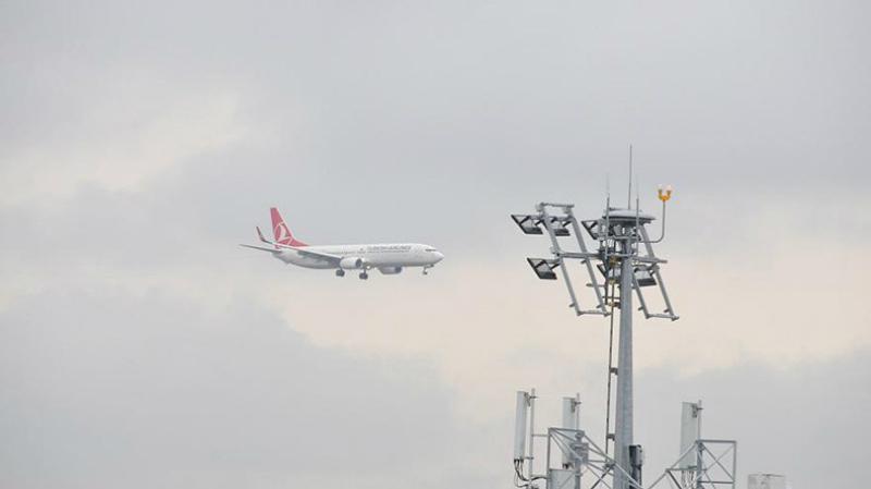Առաջին վթարը Ստամբուլի նորաբաց օդանավակայանում