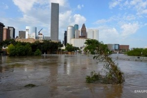 Թեքսասի նահանգի Հյուսթոն քաղաքն աղետի գոտի է հայտարարվել հեղեղման պատճառով
