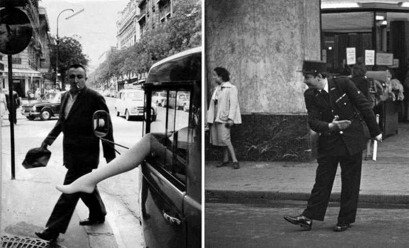 Այսպիսի Փարիզ դուք դեռ չեք տեսել. ֆրանսիացի լուսանկարչի բացառիկ աշխատանքները` մեկ ֆոտոշարքում