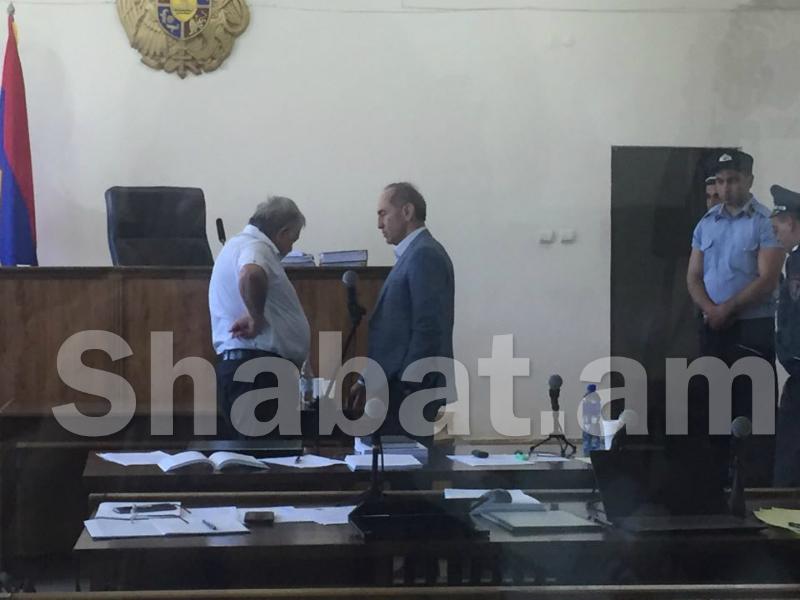 Ռոբերտ Քոչարյանի գործով դատական նիստն ավարտվեց