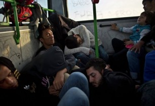 Մոտ 1000 փախստական է կիրակի օրվա ընթացքում անցել Սլովենիա