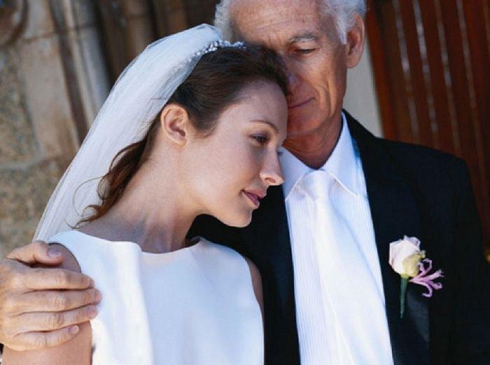 дедушка женился на внучке