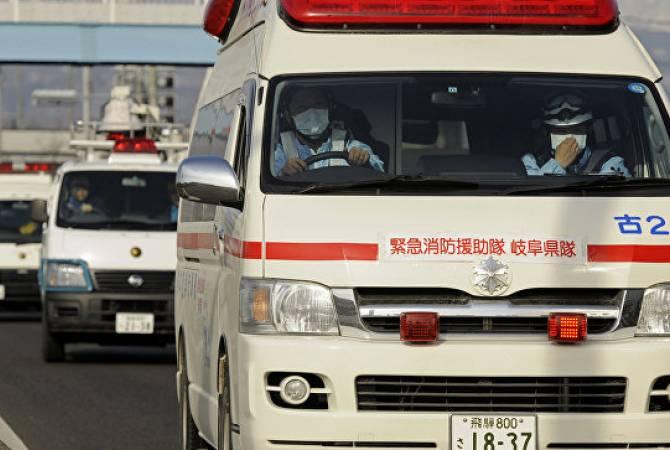 Ճապոնիայում շոգի պատճառով յոթ օրում ավելի քան 3,4 հազար մարդ է հոսպիտալացվել, երեքը՝ մահացել