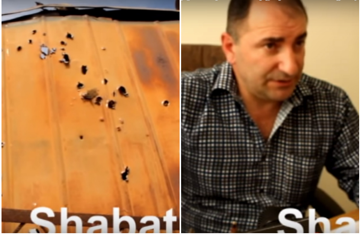 Կադրեր արկակոծված Բերդավանից. մանրամասները պատմում են գյուղացիները (տեսանյութ)
