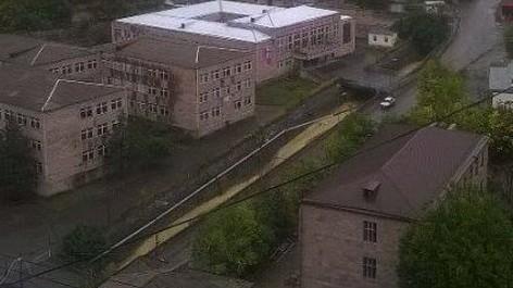 Ահազանգ. Կապանով դեղին գետ է հոսում. ՀԲՃ