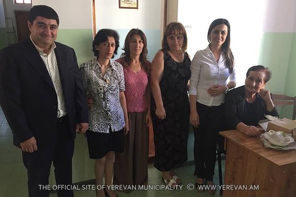 Էրեբունի վարչական շրջանի աշխատակազմի պատվիրակությունն այցելել է ԼՂՀ Հադրութի շրջան (լուսանկարներ)
