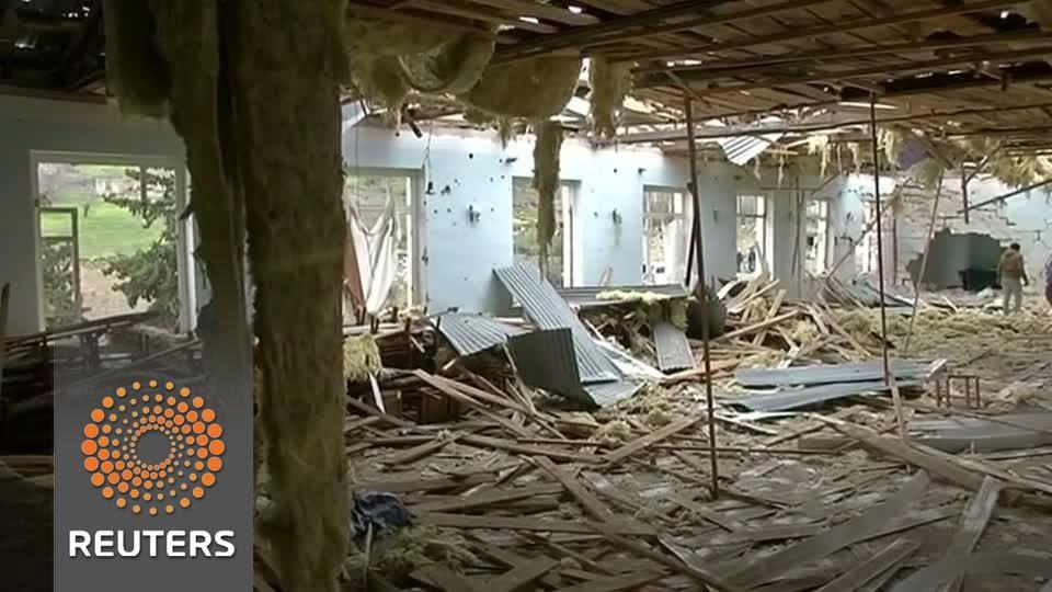 ԼՂ բնակիչներին Ադրբեջանի հասցրած վնասները՝ Reuters ի տեսանյութում