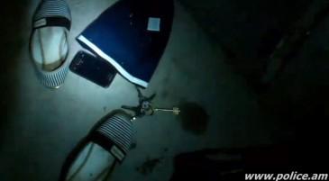 Դիմակավոր կինը դանակով զինված ներխուժել էր ոսկու առուվաճառքով զբաղվողի բնակարան (տեսանյութ)