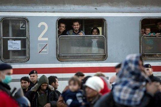 Մեկ օրում Սլովենիա են ժամանել մոտ 3 հազար ներգաղթյալներ